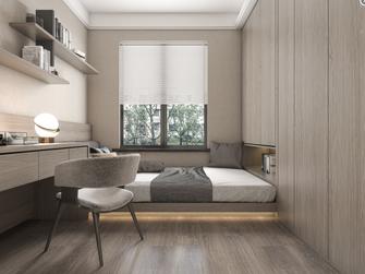 豪华型140平米四室一厅轻奢风格书房欣赏图
