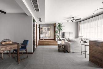 富裕型110平米三日式风格客厅装修效果图