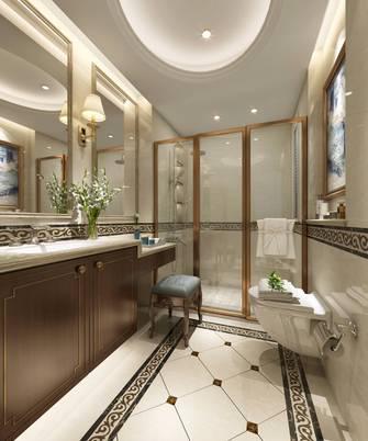 豪华型130平米欧式风格卫生间效果图