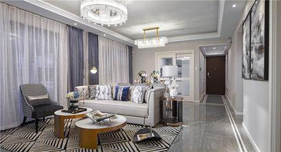 110平米四室两厅欧式风格客厅效果图