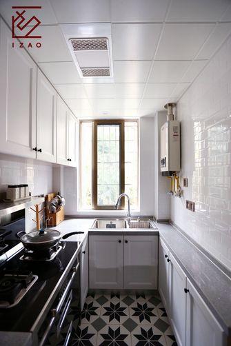 10-15万110平米三北欧风格厨房装修图片大全