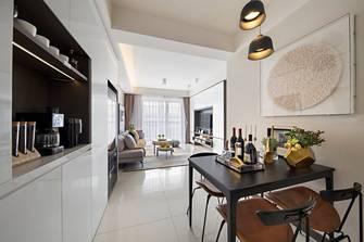 豪华型140平米四室一厅欧式风格餐厅装修效果图