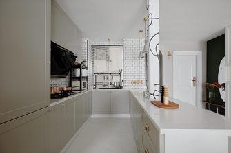 5-10万90平米混搭风格厨房装修效果图