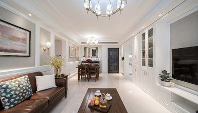 5-10万100平米三室两厅美式风格客厅效果图