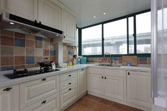 豪华型120平米田园风格厨房装修效果图