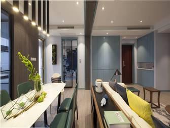 富裕型120平米三室一厅地中海风格客厅欣赏图
