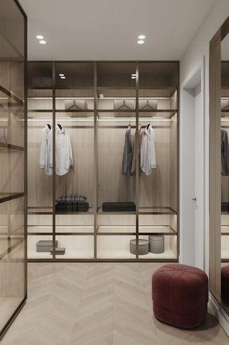 20万以上140平米三室一厅日式风格衣帽间图