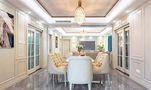 经济型140平米四室两厅欧式风格餐厅图片