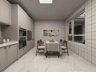 20万以上140平米别墅中式风格厨房装修效果图