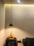 3-5万90平米现代简约风格客厅效果图