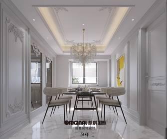 20万以上110平米欧式风格餐厅图