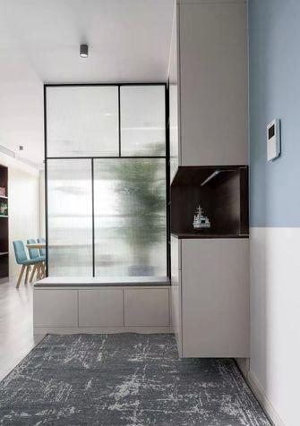 10-15万130平米三室两厅现代简约风格玄关装修图片大全