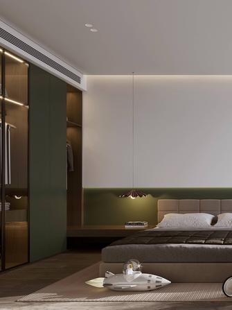 20万以上140平米别墅英伦风格青少年房装修案例