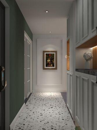 20万以上110平米三室两厅美式风格玄关装修案例