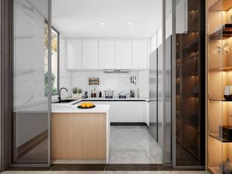 140平米别墅欧式风格厨房装修图片大全