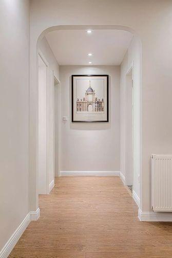 经济型130平米三室一厅美式风格走廊图片大全