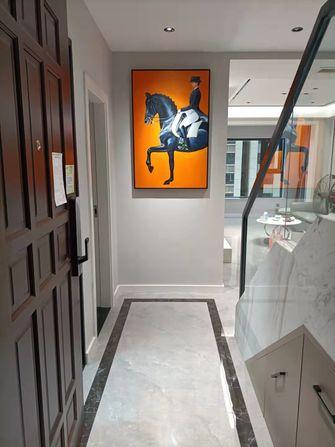 经济型120平米三室两厅轻奢风格玄关图片大全