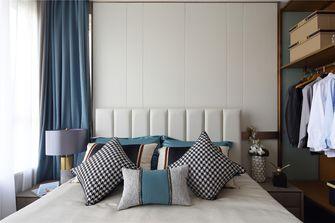 经济型120平米三室一厅地中海风格卧室欣赏图
