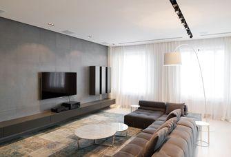 50平米一居室北欧风格客厅图片大全