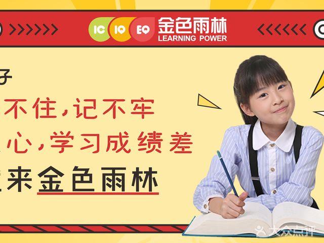 金色雨林注意力学习能力(吴中万达校区)