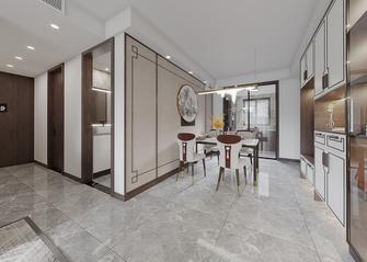 100平米三室两厅日式风格客厅装修案例