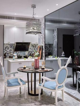 10-15万三室一厅新古典风格餐厅装修案例