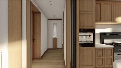10-15万140平米三室两厅日式风格走廊欣赏图
