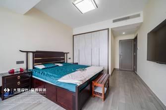 10-15万130平米三室一厅中式风格卧室装修案例