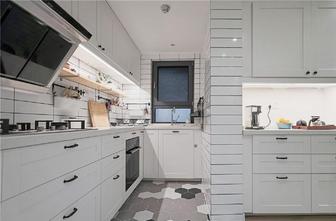 富裕型60平米美式风格厨房图片大全