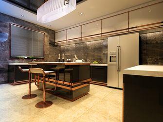 140平米别墅港式风格厨房效果图