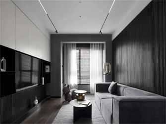 60平米一室两厅现代简约风格客厅图片大全