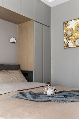 20万以上120平米现代简约风格卧室装修效果图