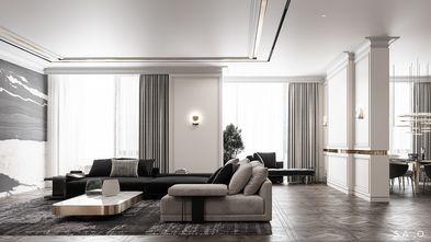 经济型140平米法式风格客厅图片大全