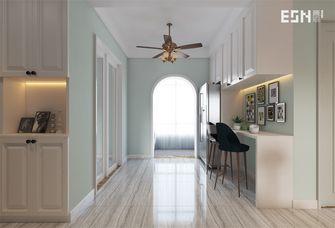 富裕型140平米三室两厅现代简约风格走廊图片