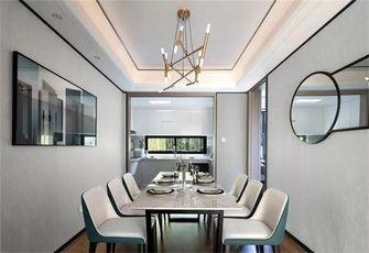 10-15万140平米四室两厅新古典风格餐厅图片大全