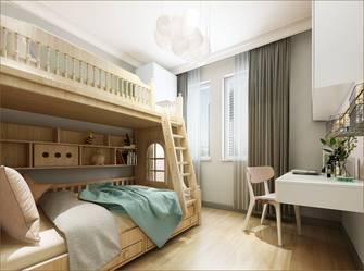 豪华型90平米新古典风格青少年房效果图