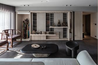 豪华型140平米四混搭风格客厅设计图