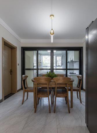10-15万120平米三室两厅新古典风格餐厅设计图