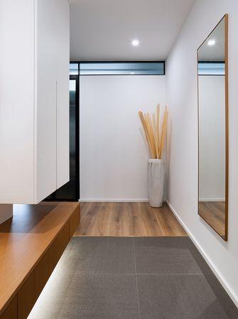 富裕型110平米三室一厅北欧风格玄关设计图