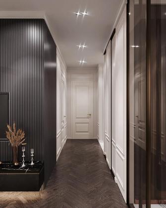 10-15万100平米三轻奢风格走廊装修案例