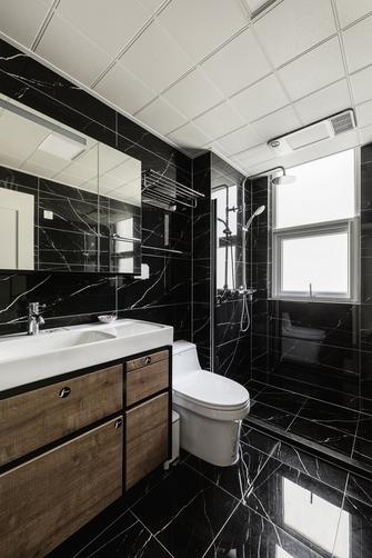 豪华型140平米四室一厅北欧风格卫生间效果图