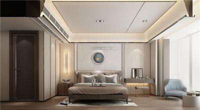 140平米别墅港式风格卧室设计图