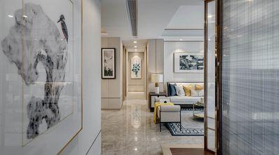20万以上110平米三室两厅中式风格玄关设计图