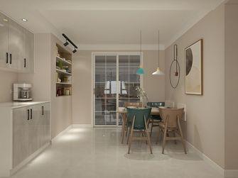 富裕型130平米四室两厅北欧风格餐厅装修案例