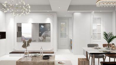 100平米三法式风格客厅欣赏图