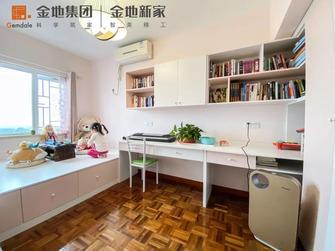 70平米中式风格书房图