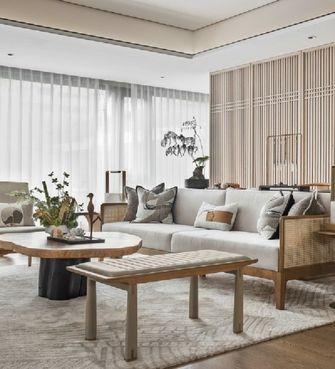 20万以上70平米新古典风格客厅欣赏图