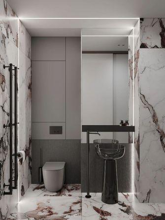 5-10万80平米一室一厅现代简约风格卫生间欣赏图