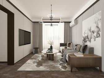 豪华型40平米小户型中式风格客厅装修效果图