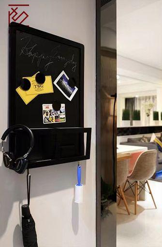 富裕型90平米现代简约风格走廊设计图